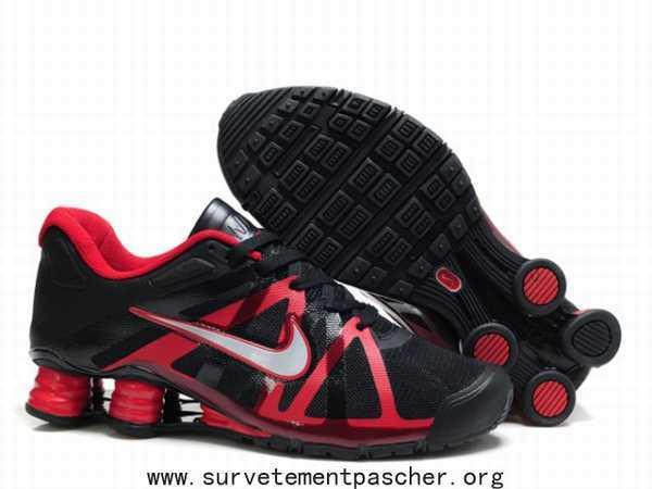 Achat Chaussure Nike Shox Rivalry