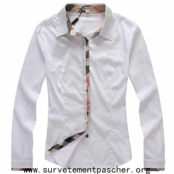 1b87c60a9952 ... grossiste chemise carreaux femme burberry femme aix en provence chemisier  burberry femme pas cher337581223553 1 Chemise blanche manche courte ...